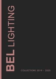 BEL LIGHTING Collection 2019 - 2020